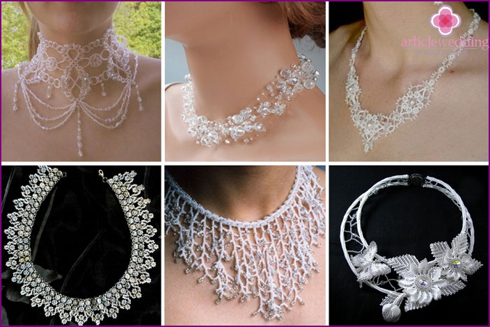 Fancy Bridal Necklace