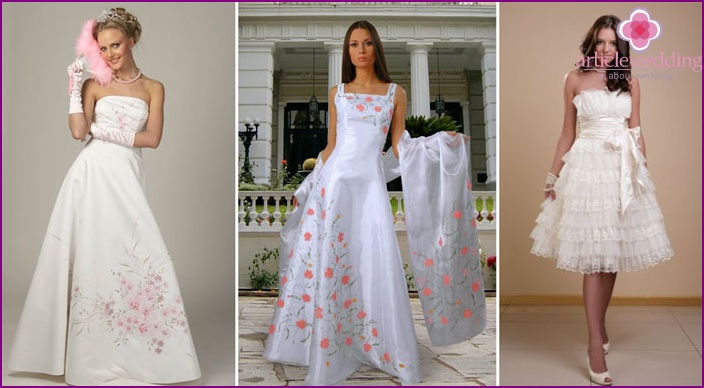 Dresses for Civil Registry Office