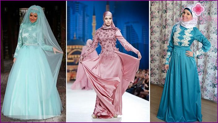 Modern clothes for nikaha