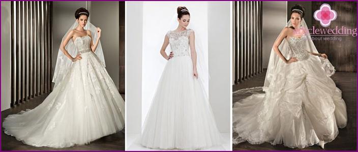 Crystal Inlaid Bridesmaid Corset