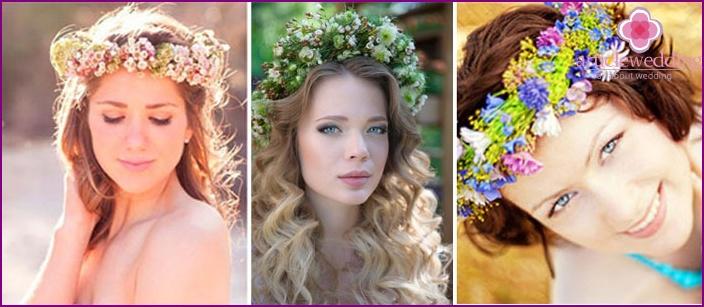 Wildflowers for Honeymoon