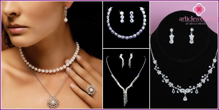 Jewels and bijouterie