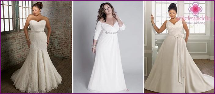 Outfits für übergewichtige Damen