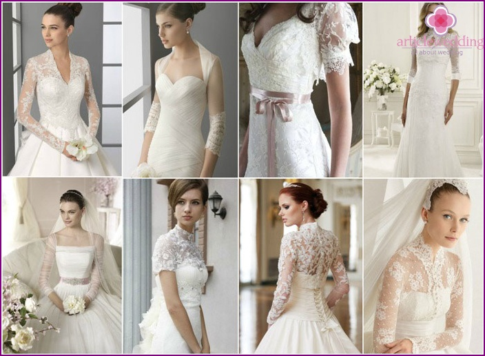 Lace trim for bridesmaid outfits