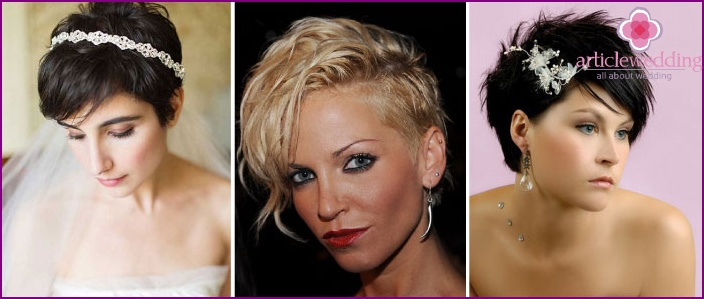 Wet Hair Effect: Original Styling