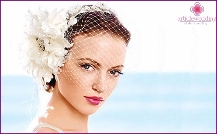 Veil-veil for the bride