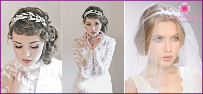 Fashion trends in wedding hairstyles