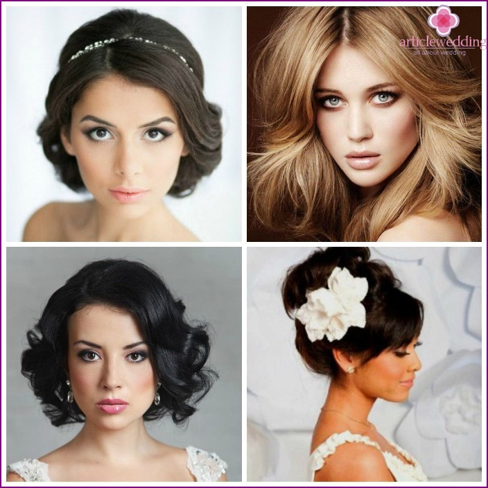 Styling for a mid-length wedding 2015