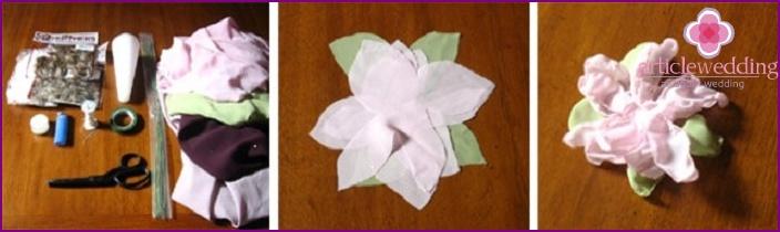 Flower blanks