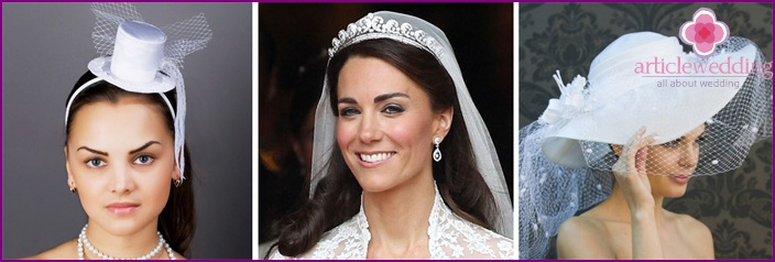 Hair Jewelry for Wedding