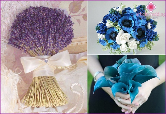 Tender lavender perfect for a wedding