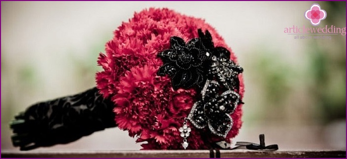 Carnations have a lot of chances to endure frost