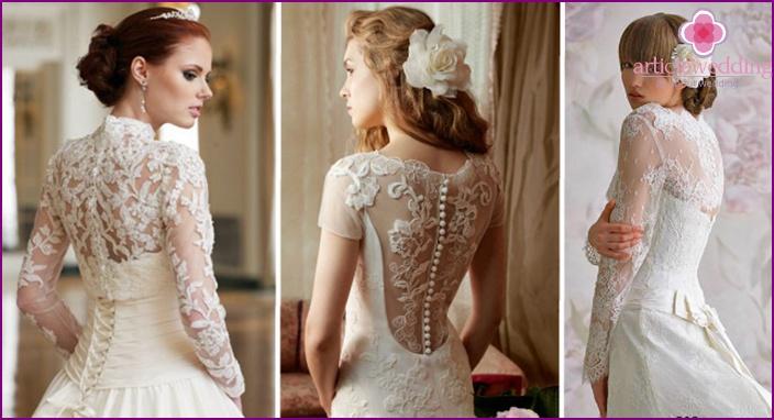 2015 Fashion Lace Bekleidung