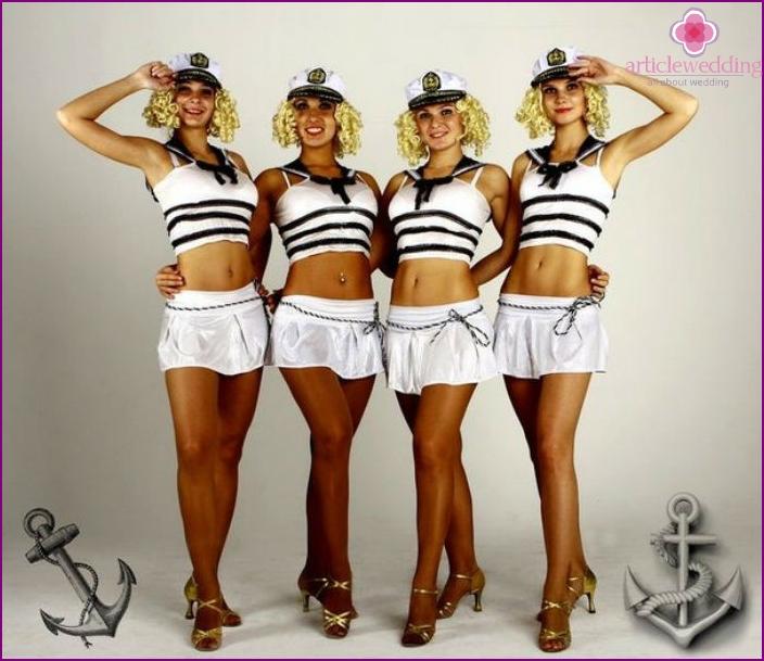Sailor clothes