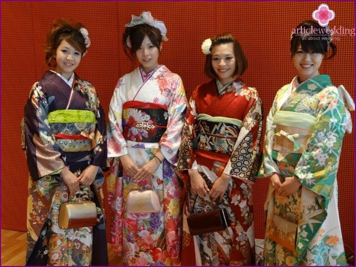 Für eine japanische Junggesellenparty