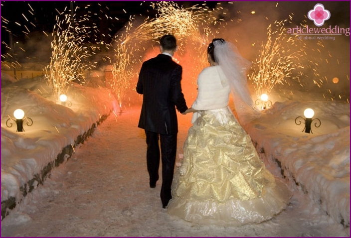 Das Ende der Hochzeit