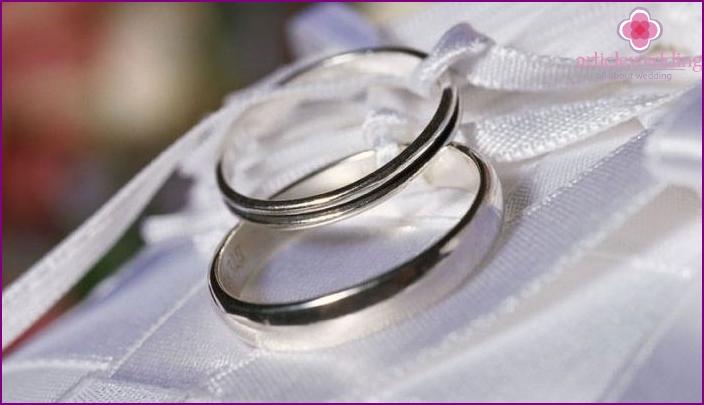 Szenariovorbereitung 25. Hochzeitstag