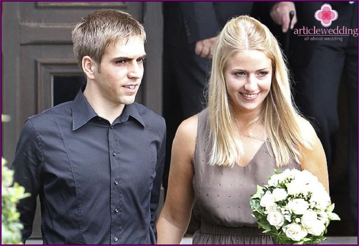 Choosing a Wedding Dress in Germany
