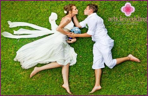 Redemption - an optional wedding ritual