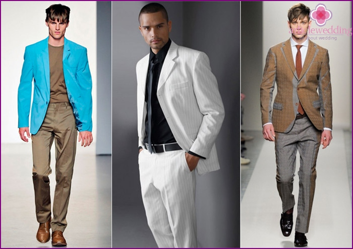 Outfits for a young guy at his brother's wedding