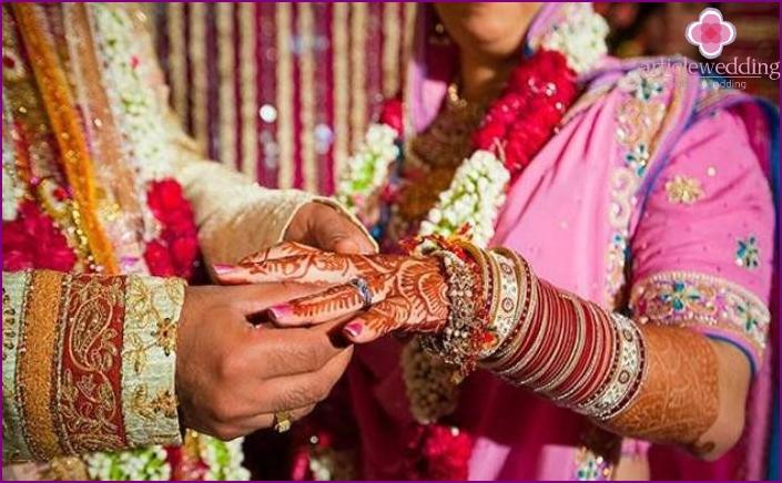 Hindu esküvő