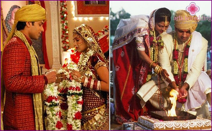 Wedding Rite in India