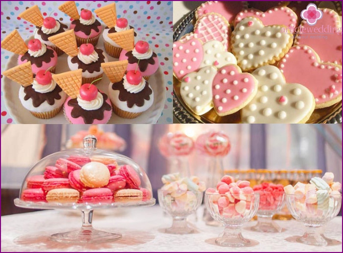 Candy Bar Sweets