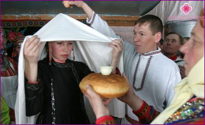 Chuvash bride