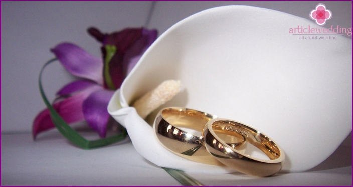 Wearing Wedding Rings Before the Wedding: Signs