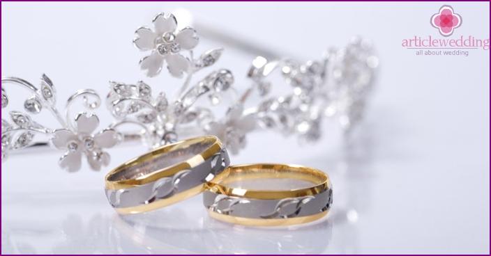 When can I wear a wedding ring?