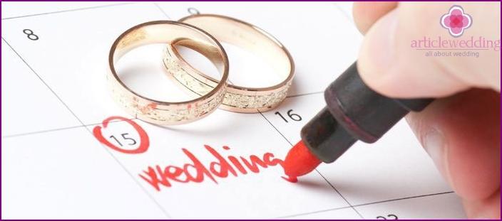 Adverse Wedding Days