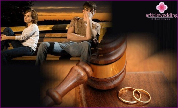 How long does a divorce procedure take in a registry office