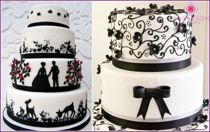 Cast iron birthday cake