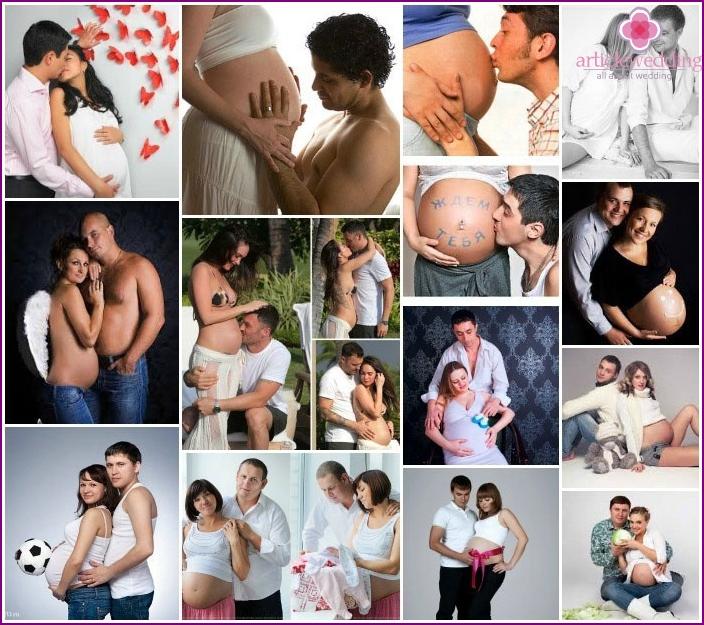Erschießen einer schwangeren Frau mit ihrem Ehemann