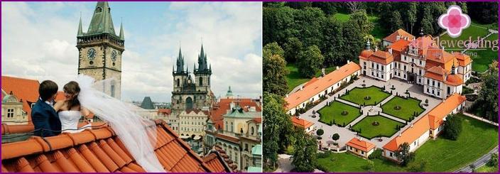 Picturesque historic wedding venues without banquet