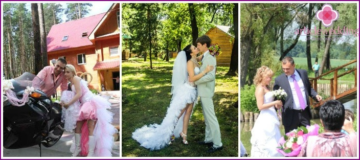 Chalet - wedding venue