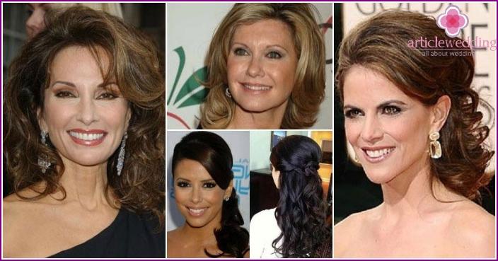 Hair Curl Options