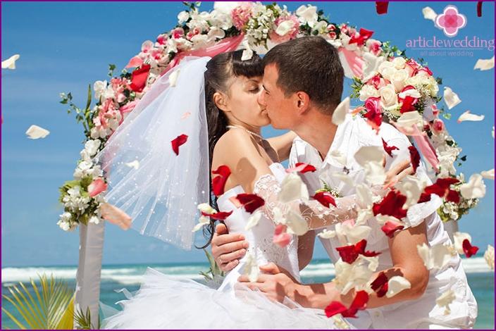 Hochzeitsfeier am 14. Februar
