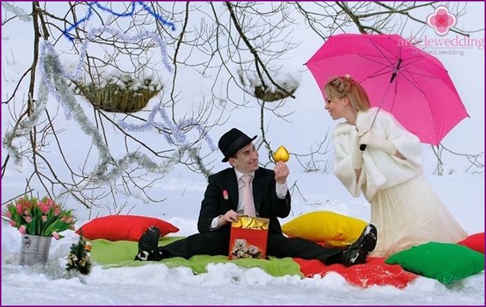 Fee schneeweiße Hochzeit