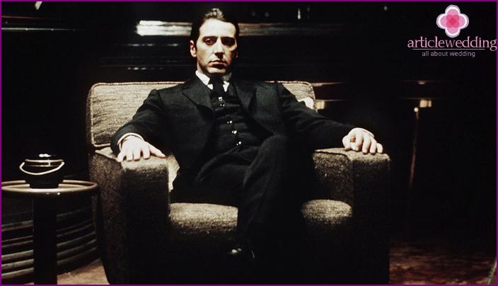 The image of the main mafia