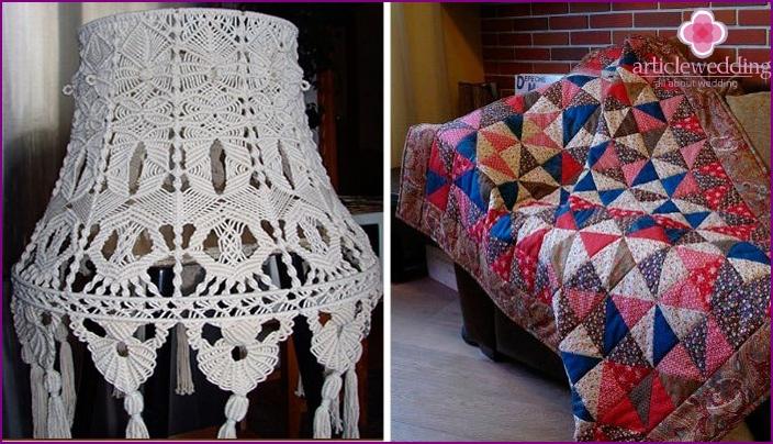 Textilprodukte als Geschenk zum Chintz-Jubiläum