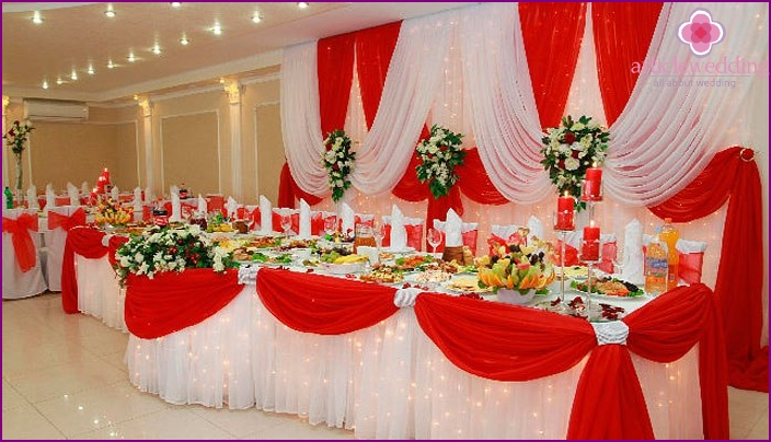 Fortieth Wedding Anniversary Hall