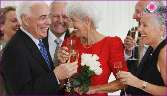 Celebrating 40th Anniversary of Marriage