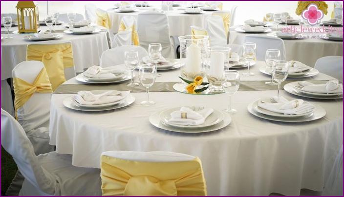 Banquet Facilities for Zinc Anniversary