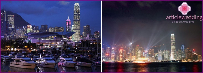 Hong Kong - an option for fans of vivid impressions