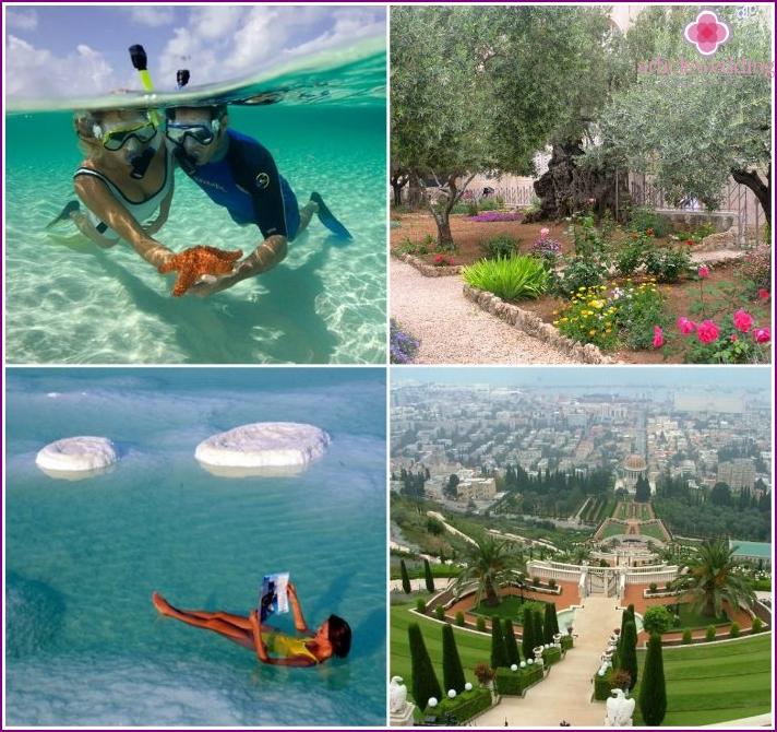 Flitterwochenreise nach Israel