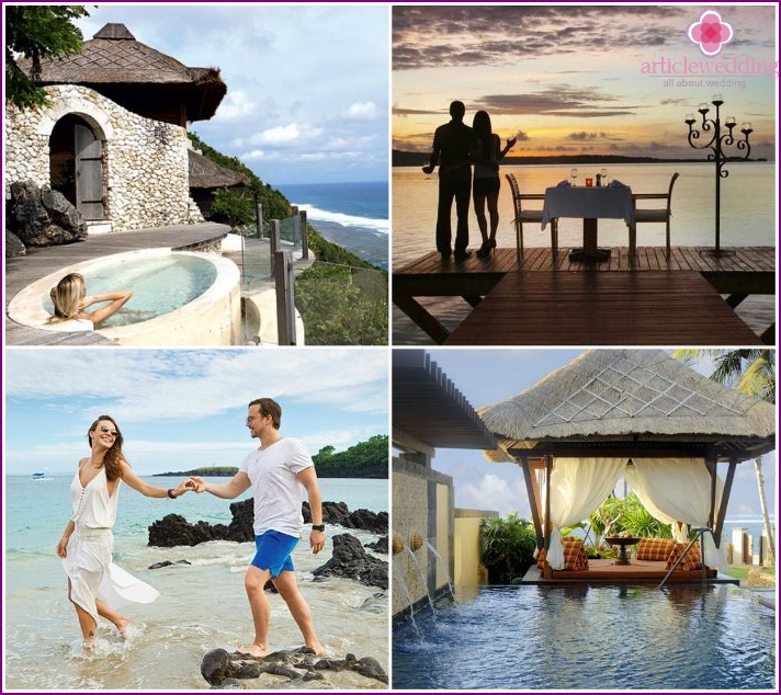 August, the most favorable month for Bali