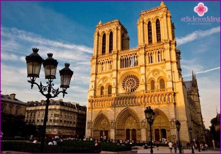 Paris: Kathedrale Notre Dame