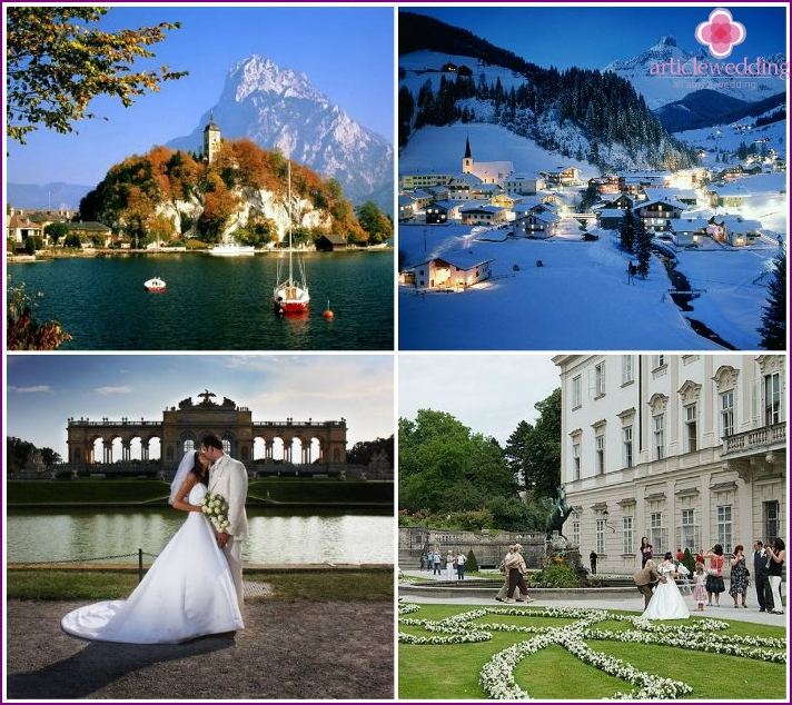 Young travel to Austria