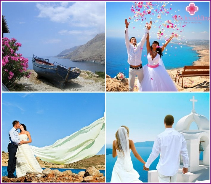 Honeymoon to Crete